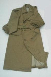 áo mưa bảo hộ quân nhu x26 dạng măng tô