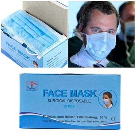Khẩu trang Y tế face mask 3 lớp
