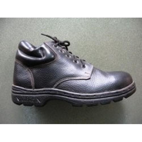 Giày da bảo hộ ABC cao cổ