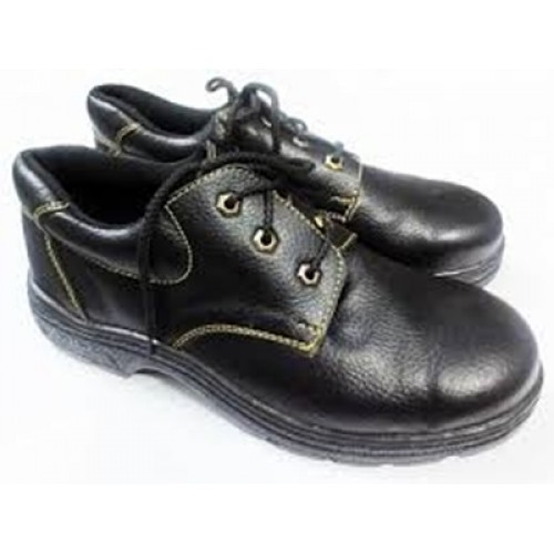 Giày da bảo hộ ABC thấp cổ