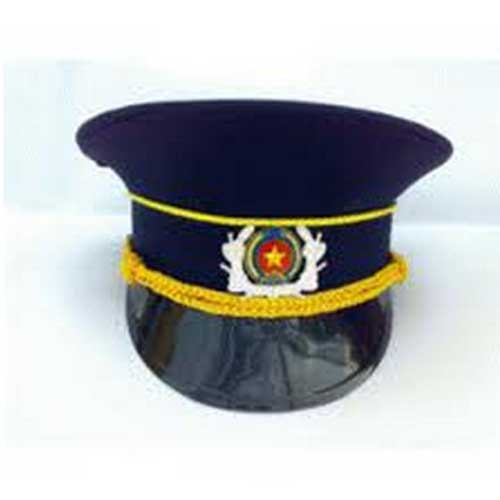 Mũ kepi bảo vệ xanh cửu long