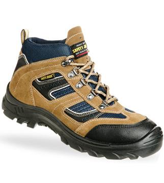 Giày da bảo hộ jogger X2000 S3 (Cao cổ)